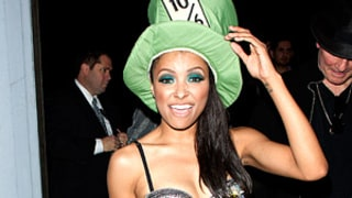 Write a Fashion Police Caption for Kat Graham