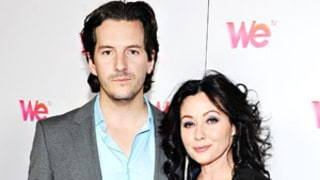 Shannen Doherty, Hubby Argue Over Signing Prenup on WE tv Series