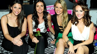 PIC: Courtney Robertson Parties With Bachelorettes Ali Fedotowksy, Ashley Hebert, DeAnna Pappas