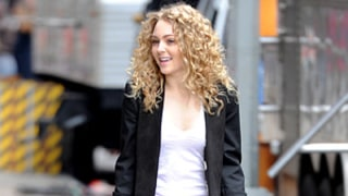 PICS: See AnnaSophia Robb Channel Carrie Bradshaw in Bold '80s Outfits