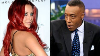 Aubrey O'Day: Arsenio Hall Called Me
