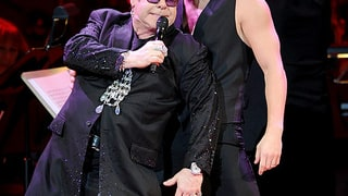 Channing Rocks With Elton