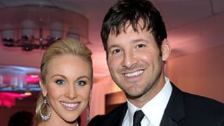 Tony Romo, Candice Crawford Welcome a Baby Boy