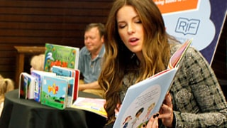 Kate Beckinsale: My Daughter's Obsession With Twilight