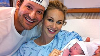 PIC: Meet Tony Romo, Candice Crawford's Son Hawkins!