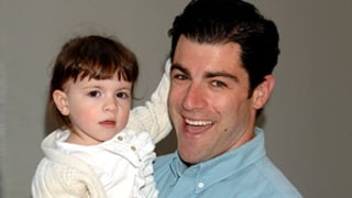 Max Greenfield: 2-Year-Old Lily is