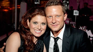 Debra Messing and Will Chase Cozy Up During Dr. John Performance