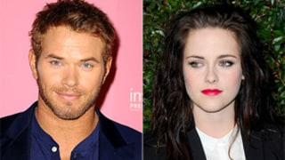 Kellan Lutz Arm Wrestles Kristen Stewart in Breaking Dawn: Part 2!