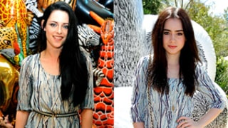 Who Wore It Best: Kristen Stewart or Lily Collins?