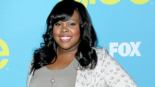 Glee's Amber Riley Faints, Collapses on Red Carpet