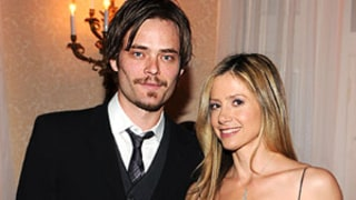Mira Sorvino Welcomes Daughter Lucia!