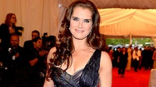 Brooke Shields Reveals Why She Walked With a Cane at 2012 Met Gala