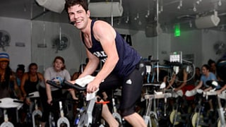 New Girl's Max Greenfield Teaches Two Spin Classes at Soul Cycle