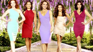 Desperate Housewives Stars Exclude Teri Hatcher From Crew Thank You Card