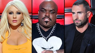 Cee Lo Green: Christina Aguilera, Adam Levine Need to
