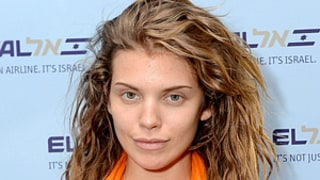 PIC: AnnaLynne McCord Goes Without Makeup Again in Israel