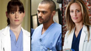 Grey's Anatomy's Jesse Williams: Chyler Leigh, Kim Raver's Exits Were
