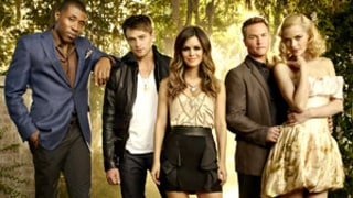 Rachel Bilson, Scott Porter Dish on Hart of Dixie's Steamy Love Triangle