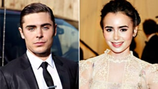 Zac Efron, Lily Collins Split