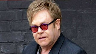 Elton John Hospitalized for
