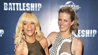 Brooklyn Decker and Rihanna Share Body Jealousy