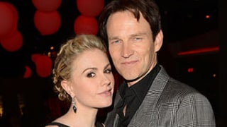 Stephen Moyer Gushes About Wife Anna Paquin's
