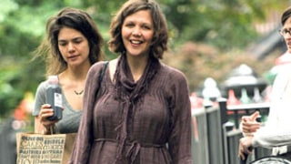 See Maggie Gyllenhaal's Slim, Post-Baby Bod Six Weeks After Giving Birth