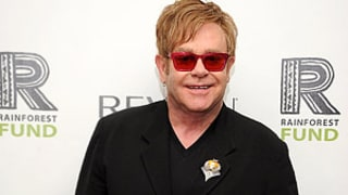 Elton John Worried Over