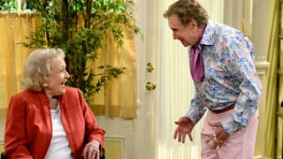 LOL! Regis Philbin Flirts With Betty White on Hot in Cleveland
