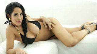 FIRST PIC: Octomom Flashes Bikini Bod on Porn Film Set