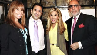 Jill Zarin, Adrienne Maloof Check Out Dr. Paul Nassifs New Skincare Line