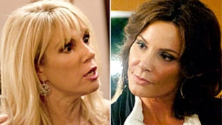 Real Housewives' Ramona Singer: I Never Blackmailed LuAnn de Lesseps!