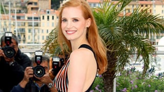 Jessica Chastain Lands Fragrance Deal with YSL
