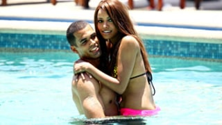 Bikini-Clad Kat Graham, Boyfriend Cottrell Guidry Pack on PDA in Mexico