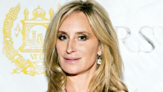 Sonja Morgan Attends RSVP Restaurant Opening in NYC
