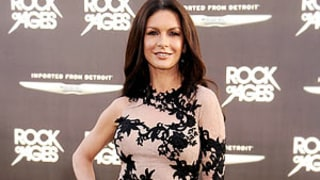 Catherine Zeta-Jones: Family Health Scares