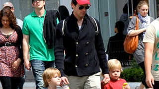 Matt Bomer: Why I Let My Three Sons Dress Themselves