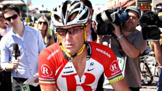 Lance Armstrong Accused Again of Doping, Barred from Ironman France