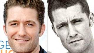 PIC: Matthew Morrison Buzzes His Head