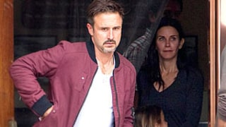 PIC: Courteney Cox Celebrates 48th Birthday With Ex David Arquette, Daughter Coco
