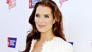 Brooke Shields Attends American Cancer Society Event in Beverly Hills