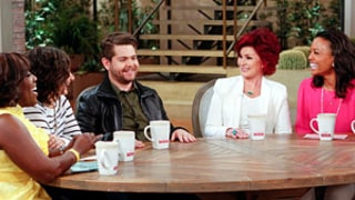 Jack Osbourne: I Went Blind in My Right Eye from MS