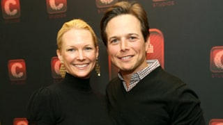 Scott Wolf's Second Child Will Be a Boy!