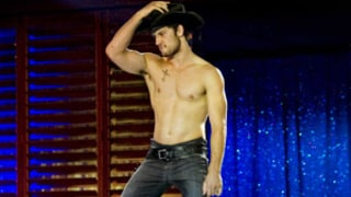 Alex Pettyfer Embarrassed by His Racy Striptease in Magic Mike