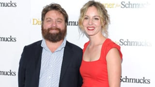 Report: Zach Galifianakis Engaged to Quinn Lundberg!