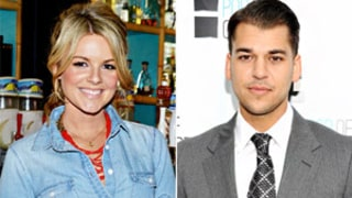 Ali Fedotowsky Hit on Rob Kardashian in Sin City!