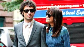 Kristen Wiig Brings Boyfriend Fabrizio Moretti to Ellie Kemper's Wedding!