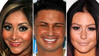 Pauly D Helps Pregnant Snooki, JWoww Decorate Their New Apartment