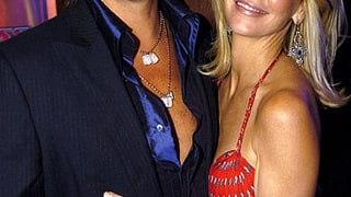 Richie Sambora and Heather Locklear