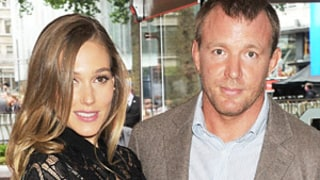 Guy Ritchie's Girlfriend Jacqui Ainsley Pregnant Again, Debuts Baby Bump at Dark Knight Rises Premiere